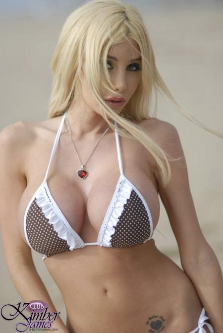 12 Glamour Pics of Kimber James